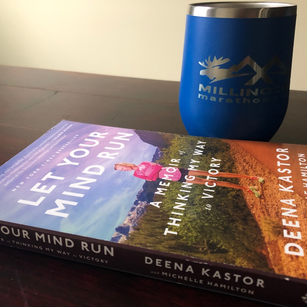 Enjoy a tea with this one! Deena Kastor herself would want you to!