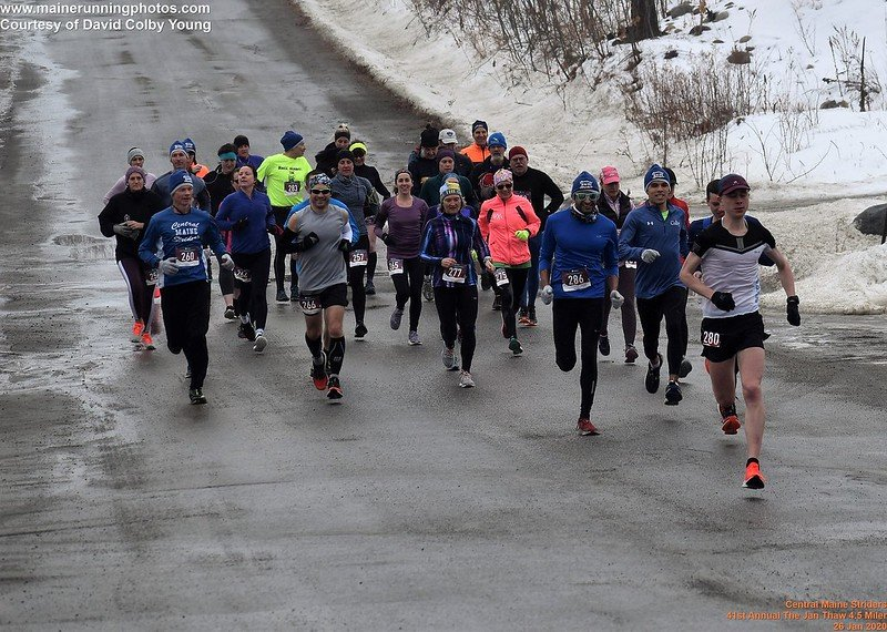 2020 January Thaw 4.5 Miler