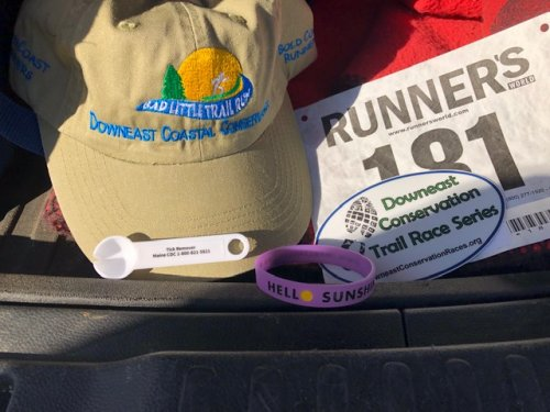 Bold Coast Runners give excellent swag!