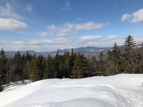 Eventually, as you build strength and endurance, snowshoe running will take you to some wild and beautiful places.