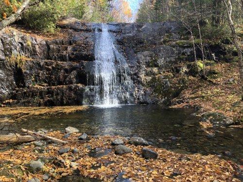 Howe Brook Falls